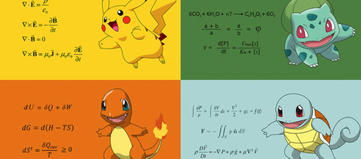 Pokemon ve Bilim