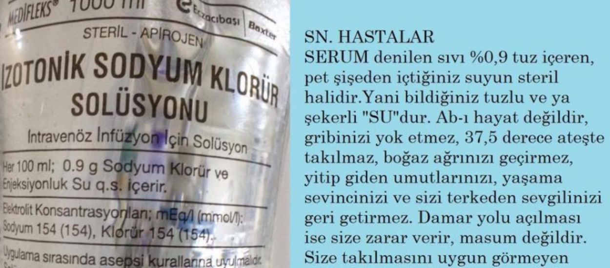 Serum ve Hastalar